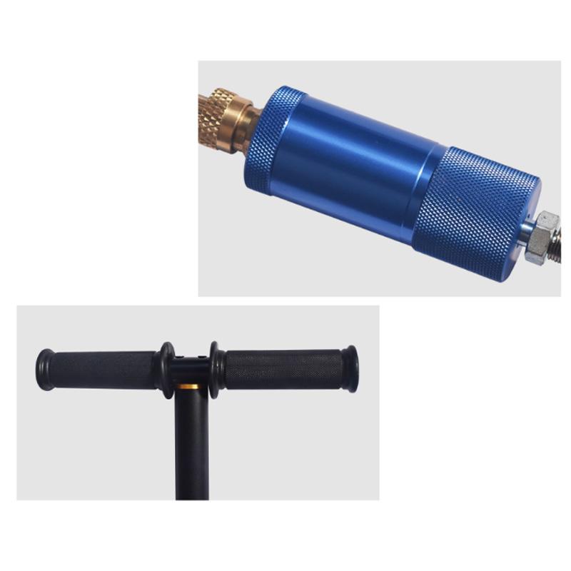 Dedepu 3 Три Стадии Высокого Давление ручной pcp насос Пневматический