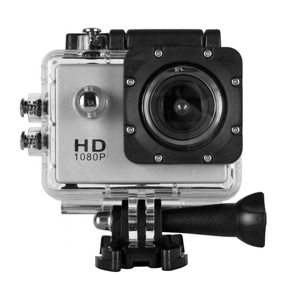 Full HD 1080P Waterproof Camera 2.0 Inch Camcorder Action Camera Sports Camera DV Go Car Camera Pro