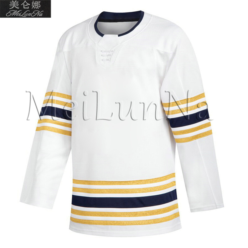 Jack Eichel Rasmus Dahlin Jeff Skinner Blank Buffalo 50th Anniversary White New Alternate Jerseys