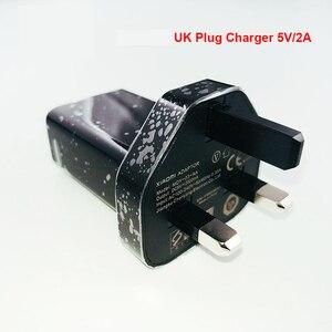 Image 1 - XIAO mi adaptateur USB 5V 2A prise britannique chargeur mural mi cro câble de USB type C pour mi 9 9t 8 6 cc9 a1 a2 mi X rouge mi note 8 7 k20 pro 5 4 4x