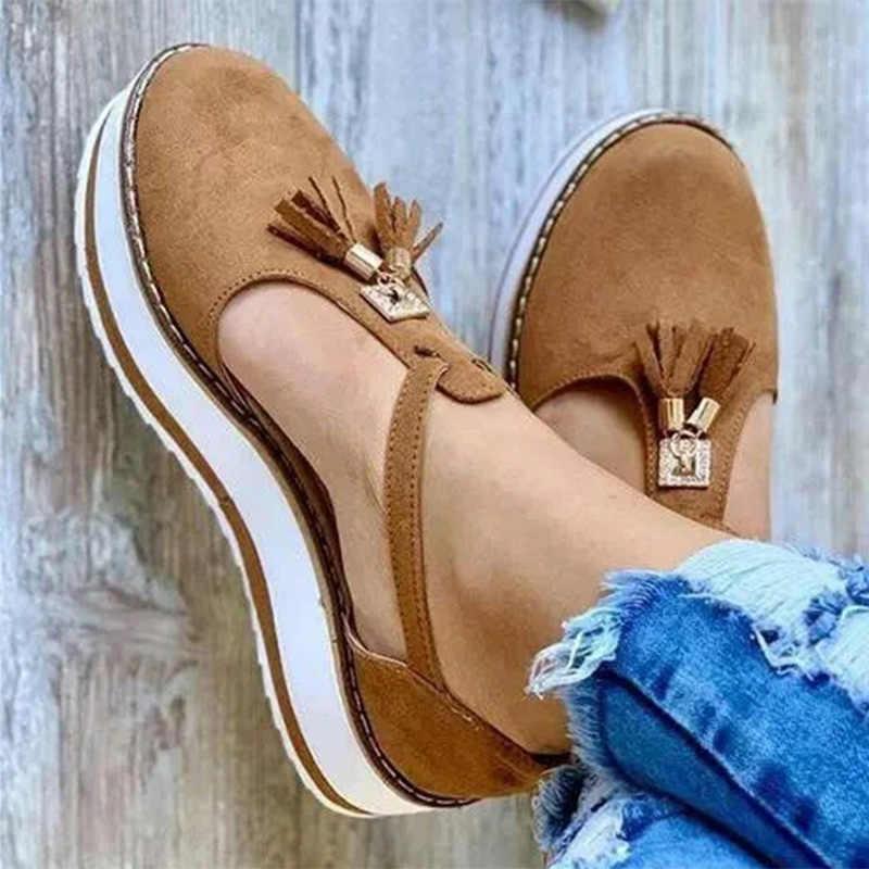 MCCKLE/новые женские босоножки; Летние туфли из флока с пряжкой на ремешке; Chaussures Femme; Сандалии на плоской платформе; Большие размеры; Модная обувь; 2020