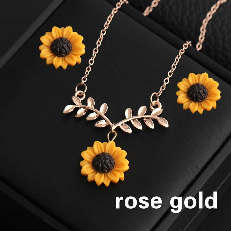 Rose Gold 3pcs