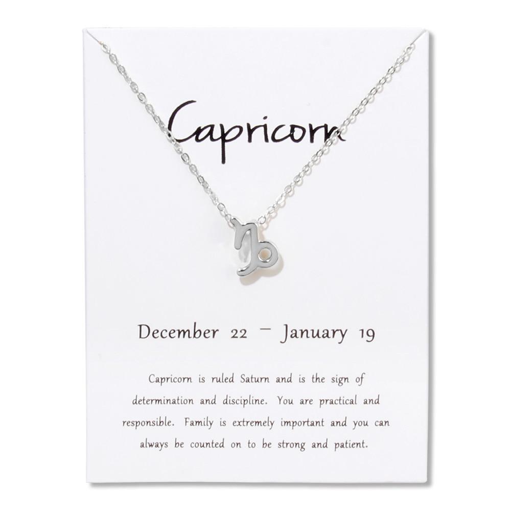 Capricorn-silver