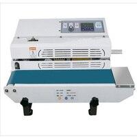 Máquina de sellado de película automática FR-600A/máquina de sellado continuo/máquina de sellado automático