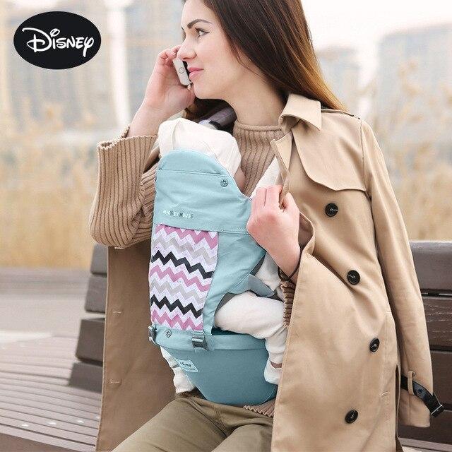 Disney Draagzak 0-30 Maanden Ademende Voorkant Baby Comfortabele Sling Backpack Verpleging Dekking voor Baby Care 1