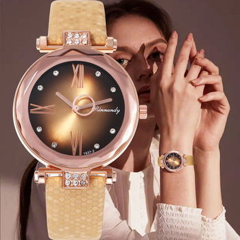 цены Exquisite Wrist Watch Women Watches Famous Brand Female Clock Quartz Watch Ladies Quartz-watch Montre Femme Relogio Feminino