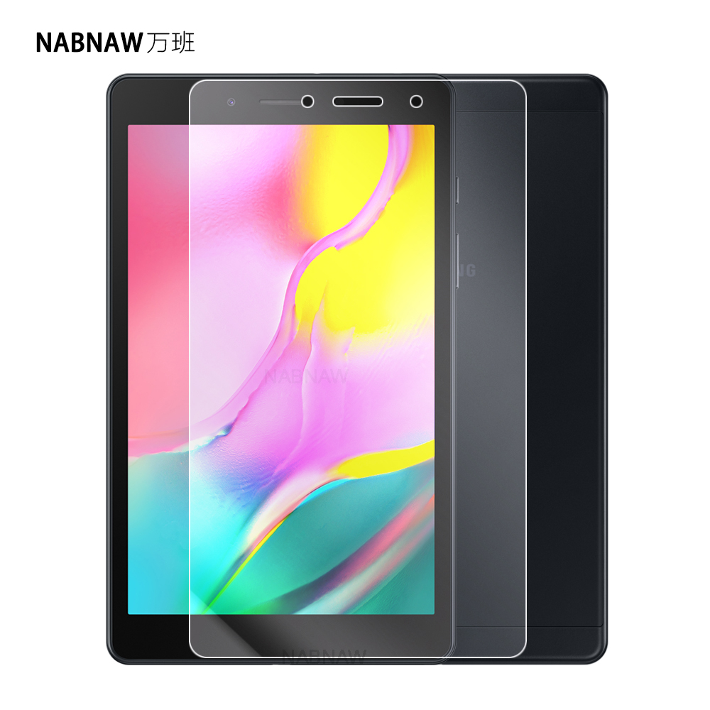 Tab A 2019 Clear Glass Mirror Screen Protector For Samsung Galaxy Tab A 8.0 10.1 10.5 2019 SM-T295 T290 T510 T515 T590 T595