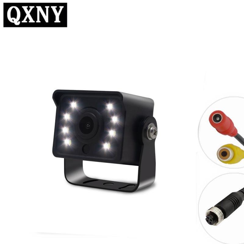 18 IR LED Night Vision Truck Bus Car Rear View Reverse Backup Parking Cameras!