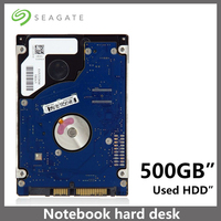 Seagate Brand Laptop PC 2.5 500GB SATA 3.0Gb/s 6.0Gb/s hard drive for Laptop 6MB/32MB 5400RPM 7200RPM