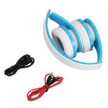 Portable Wireless Bluetooth Foldable Headset Stereo audio Headphone Earphone Head set Phone for iPhone For Samsung For Xiaomi(China)
