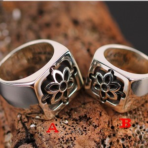 925 sterling silver ring fashi