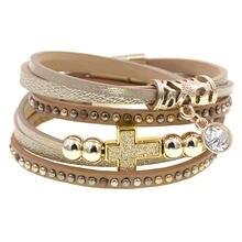 Женские браслеты в богемном стиле бриллиантовые для женской