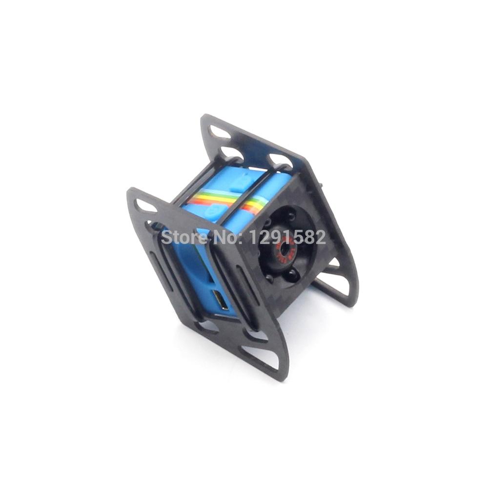 20 30 Degree Adjustable Carbon Fiber Camera Mounting Base for SQ11 Mini HD Camer
