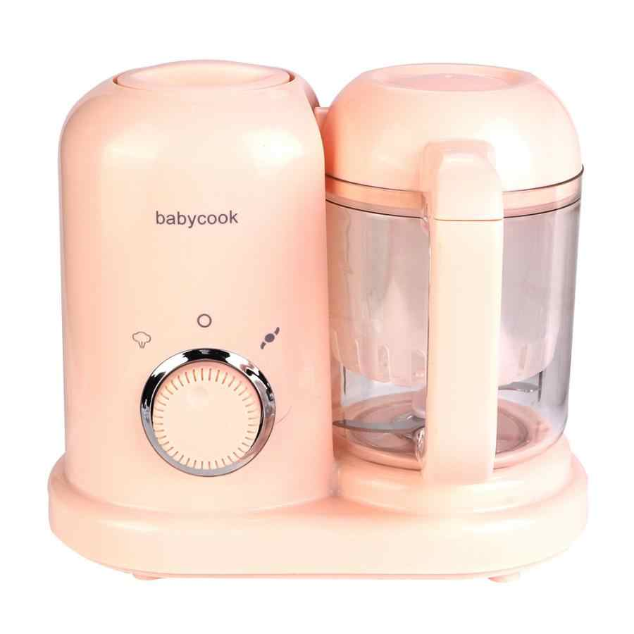 3in1 Multi-function Baby Food Maker Electric Mixer Steam Cooker Warming Juicer Blenders BPA Free Food-Graded Steamer Processor