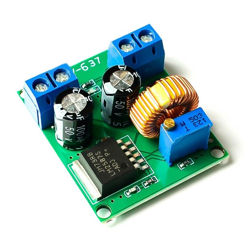 DC-DC 3V-35V To 4V-40V Step Up Power Module Boost Converter 12v 24v Converter 12v To 5v DC DC Voltage Converter 12v To 19v
