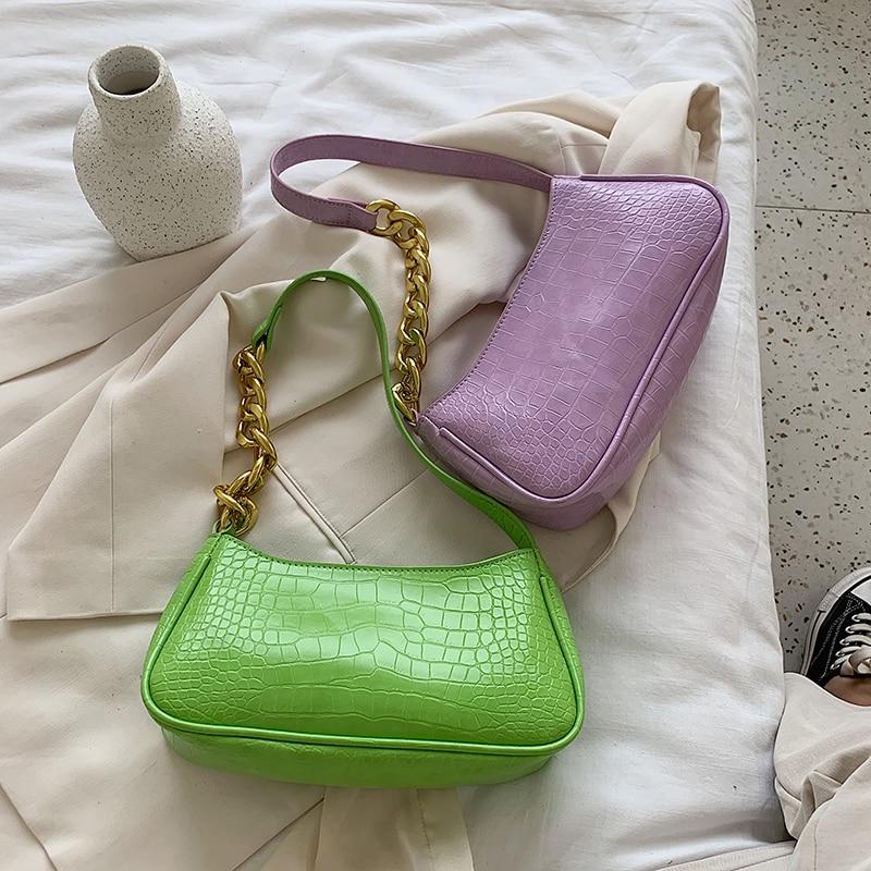 Retro Totes Bags For Women Trendy Vintage Purses And Handbag Female Small Subaxillary Bags Women Mini Shoulder Bag Summer Clutch