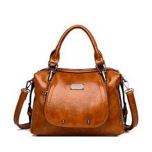цена на Handbag bolsa feminina brand new fashion women tote bag with a pillow bag high quality PU solid shoulder messenger bags