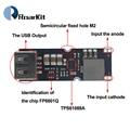 Одна ячейка литиевой Батарея Boost Мощность зарядная Модульная плата 3,7 V 4,2 V литр 5В 9В 12В USB Мобильный телефон Быстрая зарядка QC2.0 QC3.0 TPS61088