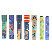 MiDeer Children Colorful Rotating Kaleidoscope Toy Lens Imaginative Cartoon Magic Vision Classic Educational Toys for kids 3Y+