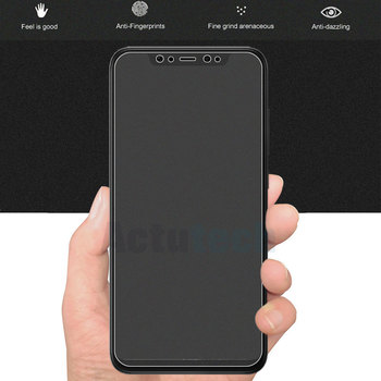 Matte Frosted Tempered Glass For Xiaomi Mi 8 Lite 6 Max 2 Mix 3 2S Redmi 7 6A 6 Pro Note 4X S2 Screen Protector Film for redmi note 7 6 pro 7 soft hydrogel film screen protector for xiaomi mi 8 mi 9 se lite 6 mix 3 max 3 note 3 protective film