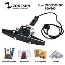 Sealer Sealing-Machine Packer Composite Electric Aluminum-Foil Handheld Mini ZONESUN