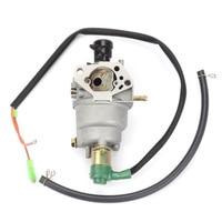 Carburador carb para huayi 140 hy140 com manual choke lever peças de reposição|Pistões  anéis  hastes e peças| |  -