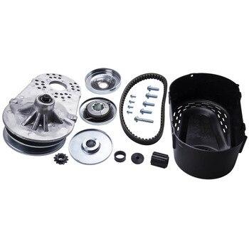 Clutch for Go Kart Torque Converter 1″ 10T 40/41 Chain Heavy Duty 30 Series 8HP-13HP
