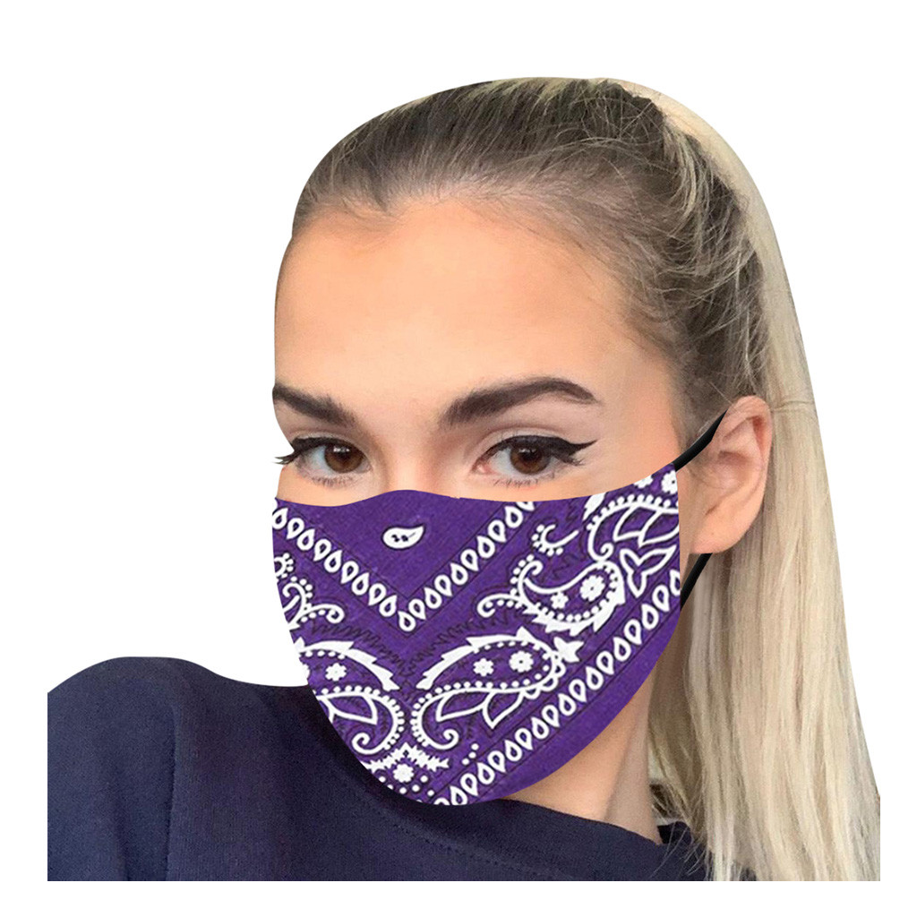 Women Men Outdoor Sports Bandana Scarf Headwear Face Mask Riding Camping Cycling Headscarf Tube Wristband Headband Cool 4