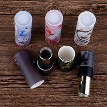 121 мм креативный пустой макияж тюбик для помады Крафт консилер