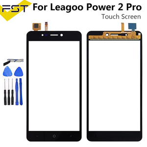 5.2''Touch Glass Panel For Leagoo Power 2 Pro Touch Screen Digitizer Sensor Front Outer Glass Lens Without LCD+ Tools(China)