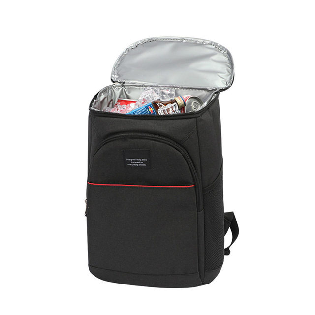 UK 18L Picnic Rucksack Bag Insulated Waterproof Cooling Backpack Ice Cooler