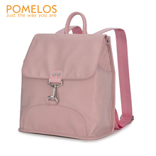 POMELOS Casual Backpack Women 2019 New Luxury School High Quality Oxford Travel Anti Theft Designer Back Pack
