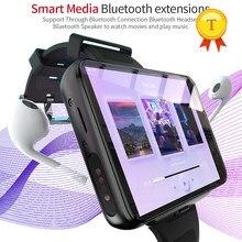 Montre connectée 4G LTE, bluetooth, caméra HD 13mp, 4 go/64 go, résolution 480x640, GPS, WiFi, connexion casque pour musique