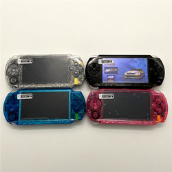 PSP with new housing Professionally Refurbished For Sony PSP-1000 PSP 1000 Handheld System Game Console