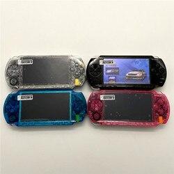 Psp con Il Nuovo Alloggiamento Professionalmente Rinnovato per Sony PSP-1000 Psp 1000 Console di Gioco Palmare di Sistema