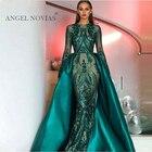 Elegant Muslim Green...
