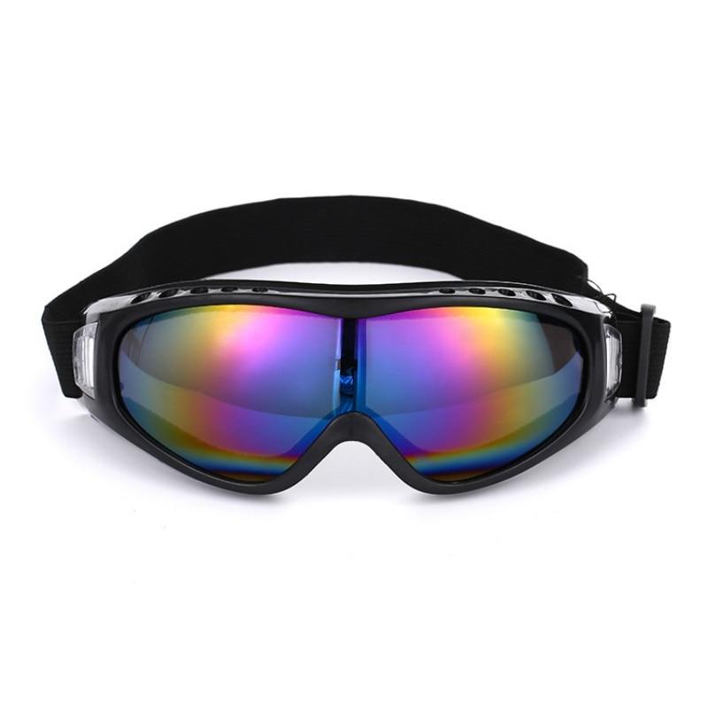 Hot Motocycle Sports Ski Goggles Eyewear Snow Blindness UV Protective Sunglasses Riding Running Suit Anti-Glare Polaroid Glasses