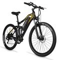 Shengmilo M60 27.5 inch Electric Bike 500W Mens Mountain Bike Ebike Adult Electric Bicycle Adult e Bike 48V15AH Lithium Battery