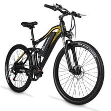 Shengmilo M60 27.5 Inch Elektrische Fiets 500W Mens Mountainbike Ebike Volwassen Elektrische Fiets Volwassen E Bike 48V15AH Lithium batterij