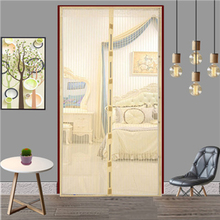 Magnetic Door Mesh Screen Anti Mosquito Insect Fly Bug Curtains Automatic Closing Door Screen Bedroom Kitchen Curtain Fresh Air 4 color curtain anti mosquito magnetic tulle shower curtain automatic closing door screen summer style mesh net