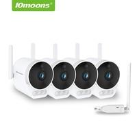 10Moons Camera Kit 1080P Ip Camera Wifi Wireless Home Security Camera Mini Netwerk Nachtzicht Cctv 1920*1080 Camera