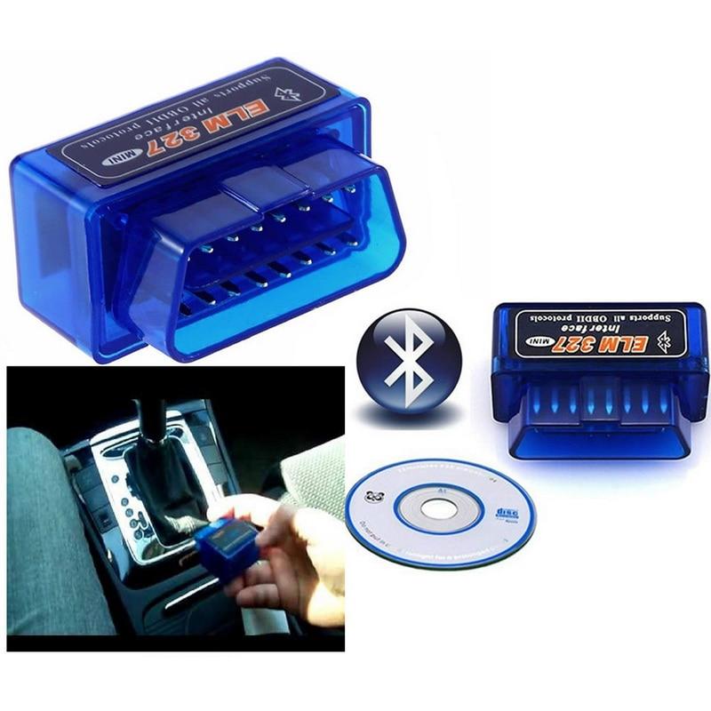 Mini ELM327 Bluetooth V 1,5 Auto Diagnose Werkzeug ULME 327 Bluetooth Scan Tool Scanner Adapter Für Android Geräte Für Protokoll