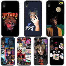 Sap WRLD Hip Hop 999 telefoon Case Voor iPhones X XS MAX XR Case TPU Siliconen Back Cover Voor iPhones 6 6s 7 8 Plus 11 Pro Max 2019(China)