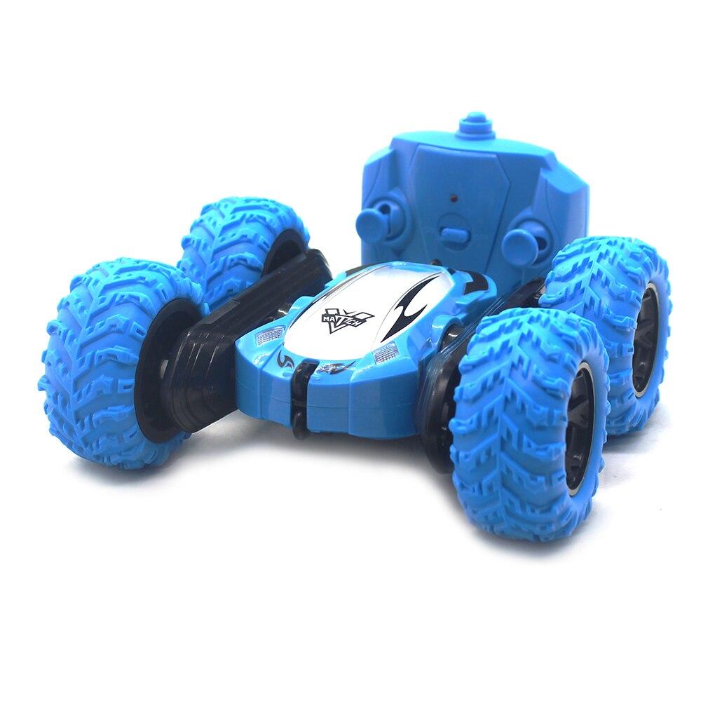 2.4Ghz Remote Control Car RC Car 4WD Rock Crawler Remote Control Toys  Radio Control Car RC Stunt Double Side Car 3388