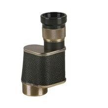 8X24 русский низкий светильник ночного видения Монокуляр телескоп мини ручка Спорт Охота Концертный прицел