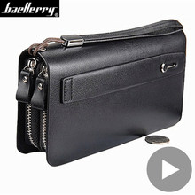 Rits Lange Grote Voor Mannen Wallet Man Purse Telefoon Geld Clutch Bag Card Coin Holder Partmone Walet Vallet Brieftasche Penezenka(China)