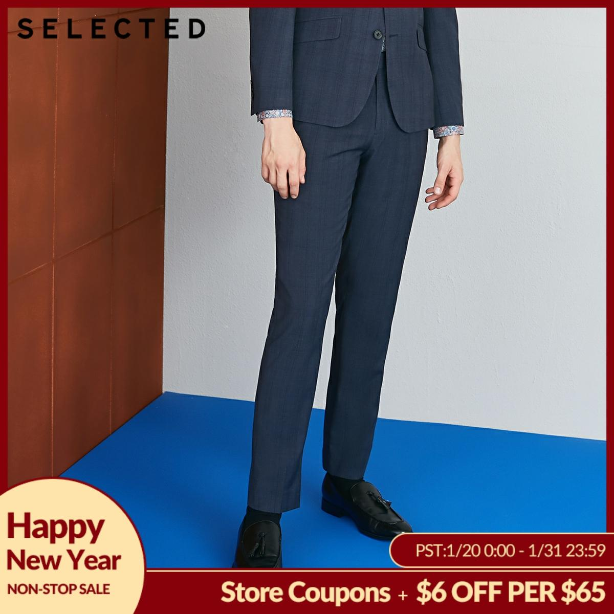 SELECTED   Men Cultivate Morality Of Business Suit Pants T   41836A502