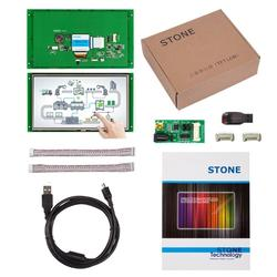 10.1 Inch HMI TFT LCD Display Module with Controller+Program+Touch Monitor+UART Serial Interface