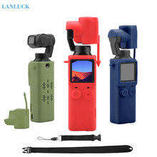 Protective-Cover Camera-Accessories Fimi Palm Soft-Silicone Gimbal-Camera Shockproof