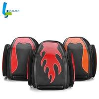 Universal Motorcycle Helmet Tank Bag Backpack for Motocross Motorbike Scooter Helmet Saddlebags Racing Back Seat Bags
